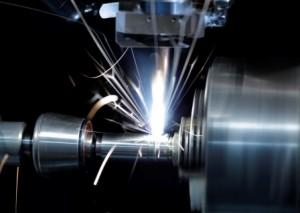 Laser material processing.